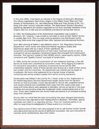 2006 Watchtower Whistleblower letter p1 redacted