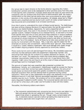 2006 Watchtower Whistleblower letter p2